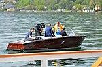 Werzer-Bad-Eroeffnung Otto Retzer im Motorboot 01052013 444.jpg