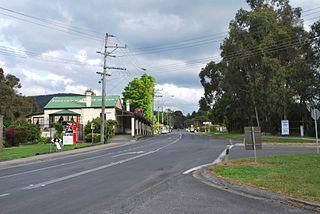Wesburn, Victoria Town in Victoria, Australia