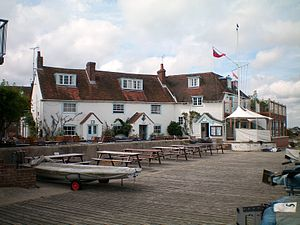 West Itchenor - Itchenor Sailing Club