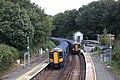West St Leonards - Southeastern 375604+375616 passing 375809+375711.JPG