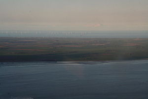 Westermost Rough Windfarm from Killingholme.jpg
