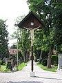 Westfriedhof Innsbruck Nördlicher Teil Kruzifix.jpg