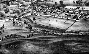 Weston Field Athletic Complex - Image: Weston Field 1889
