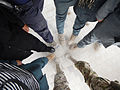 When women work together and put the right foot forward, great things can happen! 150809-N-SQ656-041.jpg