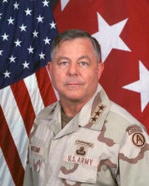 R. Steven Whitcomb - LTG R. Steven Whitcomb