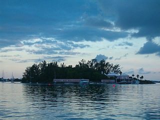 United States Naval Station Whites Island, Bermuda