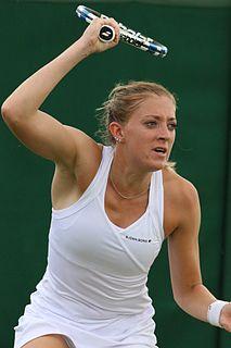 Lisa Whybourn British tennis player