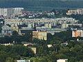 Widok na Kielce ze Stadionu - Góra Pierścienica -- 2.JPG