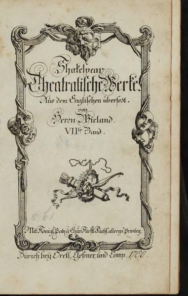 File:Wieland Shakespear Theatralische Werke VII.djvu