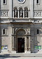 Wien - Pfarrkirche hl. Johann Evangelist, Portal, Keplerplatz.JPG