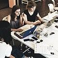 WikiD workshop, Monash University, 2016.jpg