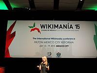 Wikimanía 2015 - Day 3 - Opening Ceremony - México D.jpg