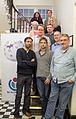 Wikimedia UK board - 8 December 2013.jpg