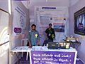 Wikipedian Pranay at Stall.jpg
