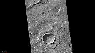 Resen (crater)
