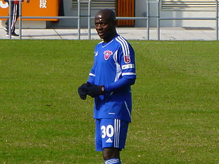 Wilfred Bamnjo Cameroonian footballer