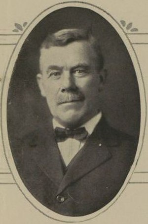 William Adamson - Adamson in 1920