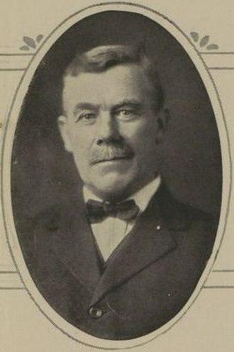 William Adamson - Adamson in 1920