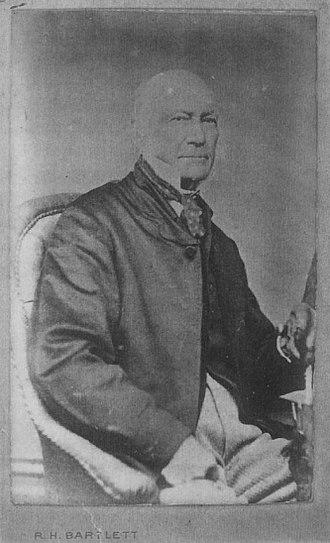 William Powditch - William Powditch in ca 1865–1870