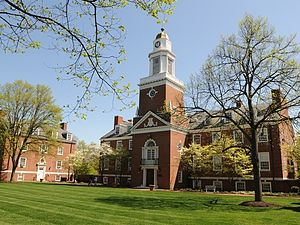 Rider University - Williamson Hall at Westminster Choir College