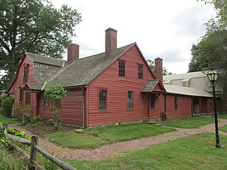 Palisado Avenue Historic District United States historic place