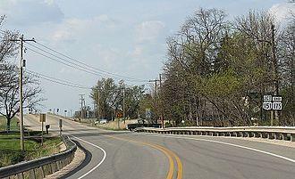 Wisconsin Highway 175 - Former northern terminus