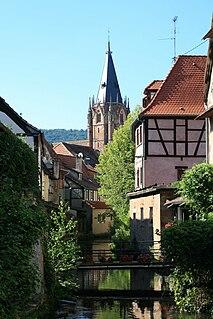 Wissembourg Commune in Grand Est, France