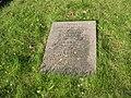 Witten Gedenksteine Zwangsarbeiter katholischer Friedhof Herbede Namen 2.jpg