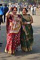 Women Participants - Chhath Festival - Strand Road - Kolkata 2013-11-09 4229.JPG