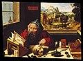 Workshop of Pieter Coecke van Aelst, the elder - Saint Jerome in His Study - Walters 37256.jpg