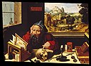 Workshop of Pieter Coecke van Aelst, the elder - Saint Jerome in His Study - Walters 37256.jpg