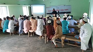Workshopon Wikipedia in madrasa 01.jpg