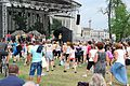 World record in zumba in Bydgoszcz June 2013 02.jpg