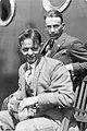 Wout Buitenweg en Harry Dénis (1926).jpg