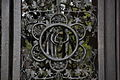 Wrougtht iron gate, National Washington Cathedral 01.JPG