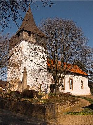 Wulften am Harz - The St. Aegidien-Church in Wulften
