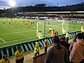 Wycombe Wanderers 4 Brighton and Hove Albion 4 , FA Cup 1st Round tie (2) - geograph.org.uk - 1572502.jpg