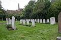 Wyton (St Margarets and All Saints) Churchyard (geograph 3660760).jpg