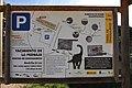 Yacimiento de La Pedraja en Mambrillas de Lara, panel informativo.jpg