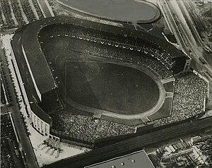 Monte Pearson - Image: Yankee Stadium Aerial View