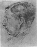 Yngve Berg, 1887-1963 (Bertil Lybeck) - Nationalmuseum - 16921.tif