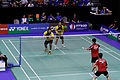 Yonex IFB 2013 - Eightfinal - Chan Yun Lung-Lee Hei-chun — Hoon Thien How-Tan Wee Kiong 03.jpg