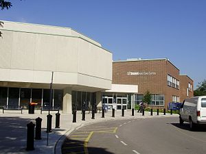 York Civic Centre - Image: York Civic Centre