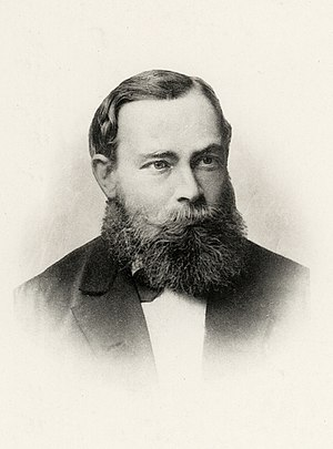 Wismar - Gottlob Frege around 1879