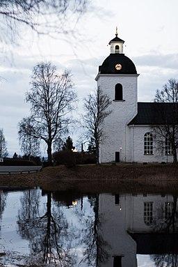 Ytterhogdals kirke