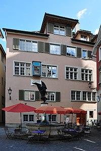 Zürich - Neumarkt - Haus zum Rech IMG 7388 ShiftN.jpg