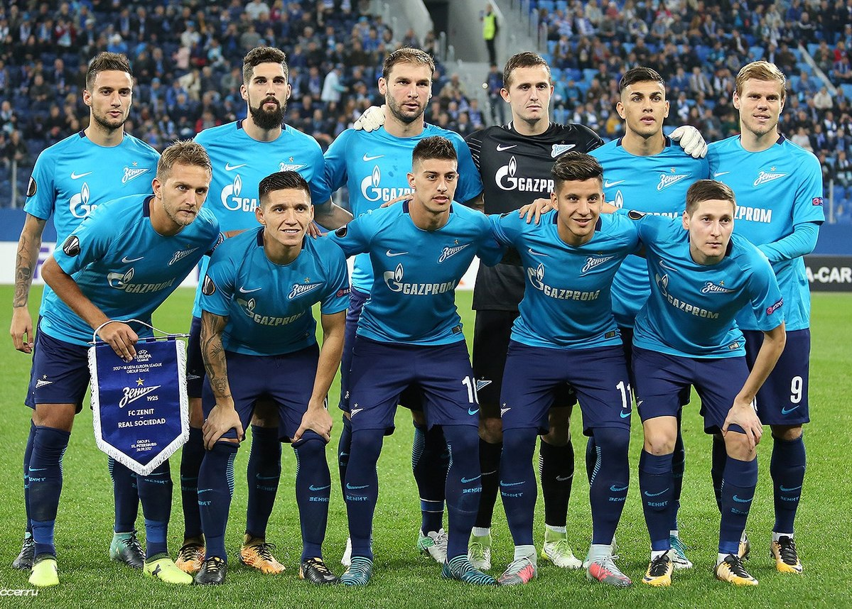 Transfers Zenit in 2017-2018: the latest news 65