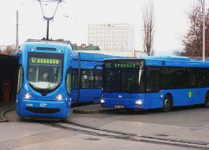 ZET tram&bus