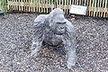 ZSL London - Silverback Gorilla sculpture (02).jpg