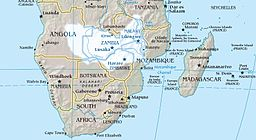 The Zambezi and its river basin
